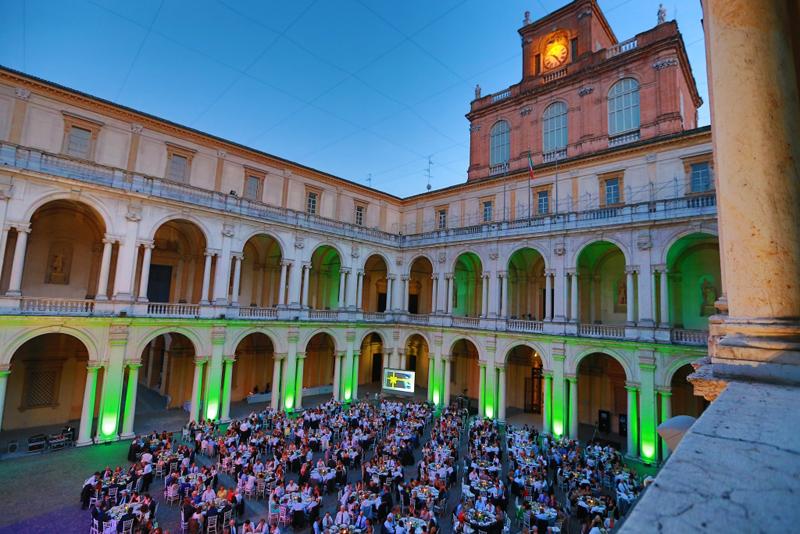 Banqueting - Cena di gala all'Accademia di Modena