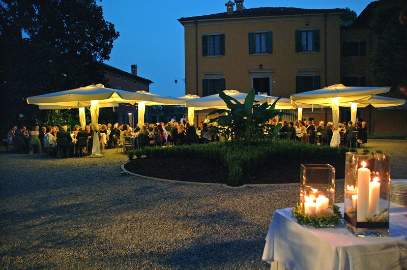 Banqueting - Cena privata in villa