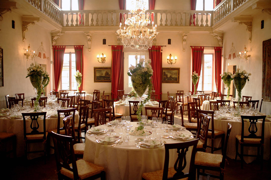 banqueting salone
