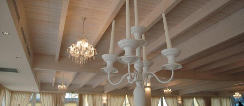 Wedding - Decorazione di una tavola