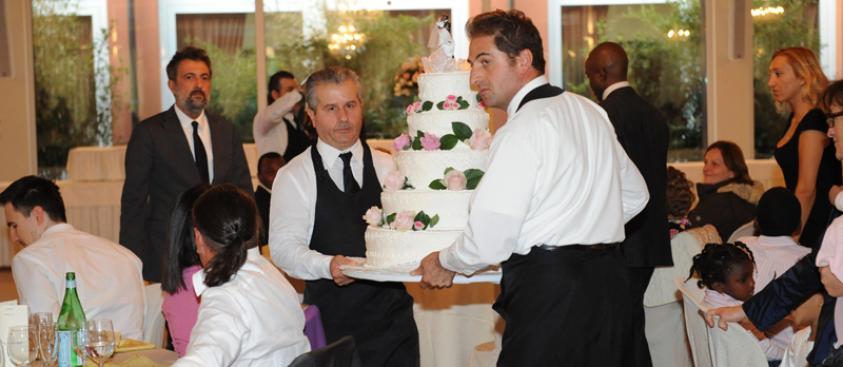 Wedding - La torta nuziale