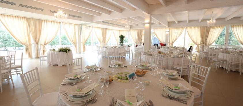Wedding - Il salone delle feste
